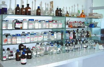 化学分析实验室